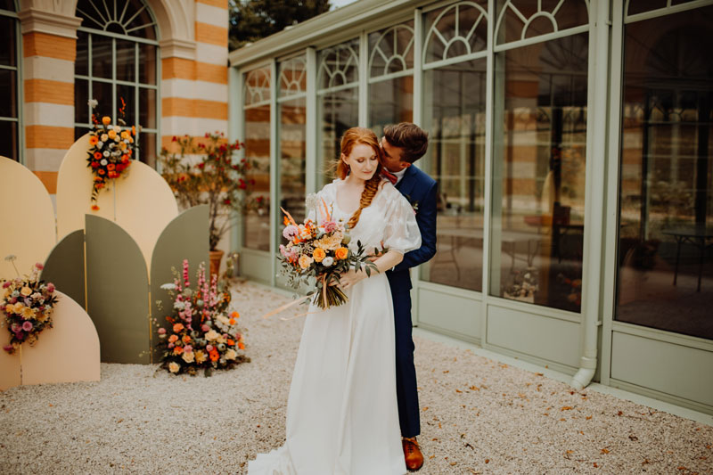 bouquet fleuriste mariage lyon