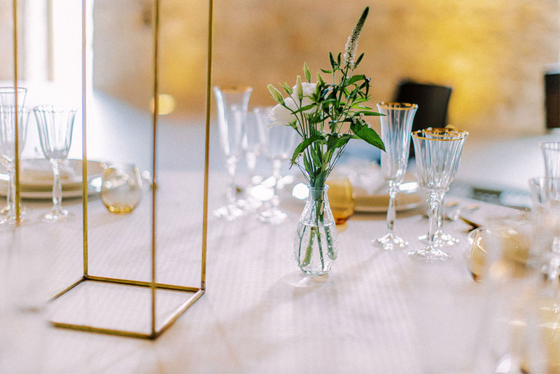 bouquet fleuriste mariage lyon décoration table service